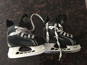 Bauer children's boys supreme pro