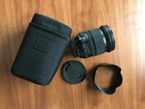 Sigma Art Series Camera Lens 24-105mm zoom 1:4 for Nikon