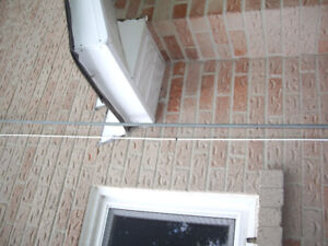Galvanized pipe, Multiple doors, tube lights and much more