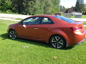 2010 Kia Other SX Coupe (2 door)