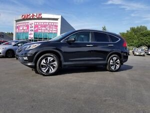 2015 Honda CR-V Touring Extended Warranty!