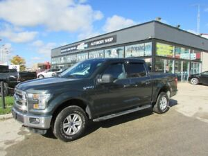 2015 Ford F-150 XLT 4X4 ** WINTER IS JUST AROUND THE CORNER **