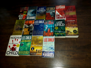 Books by Lee Child