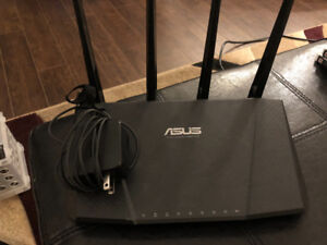 ASUS wireless RT-AC2400 dual band gigabit router