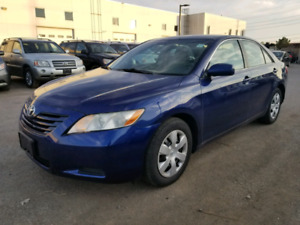 2007 Toyota Camry 4 Cylinders $3800