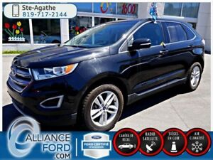 Ford EDGE SEL AWD CUIR TOIT PANORAMIQUE NAVIGATION  2015