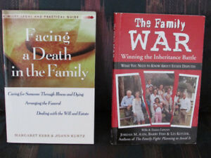 Family War;   Facing a Death in the Family