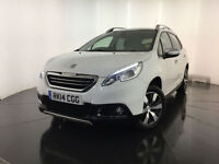 2014 PEUGEOT 2008 ALLURE E-HDI DIESEL 1 OWNER SERVICE HISTORY FINANCE PX WELCOME