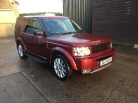 """RARE """"ELATION"""" LAND ROVER DISCOVERY 4.4V8 LPG HSE AUTOMATIC EVERY POSSIBLE EXTRA"""