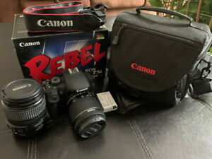 Canon Rebel T5i Kit! Includes 18-55mm & 17-85mm lenses, + more!