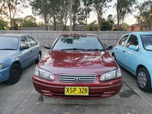 2001 Toyota Camry CSI 4 Cyl 4 Speeds Auto
