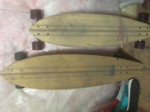 Long boards $100 each