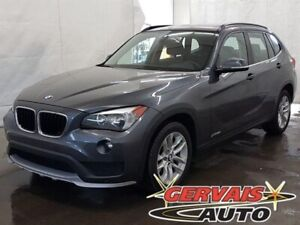 BMW X1 XDrive28i Cuir Toit Panoramique MAGS AWD 2015