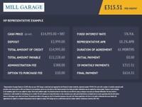 2016 66 FORD TRANSIT 2.2 350 TREND 125 BHP RWD L3 H2 DIESEL