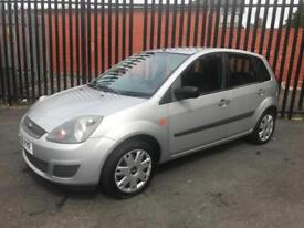 2008 (08) Ford Fiesta 1.25 Style 5 Door Hatchback * New Mot Issued On Purchase *