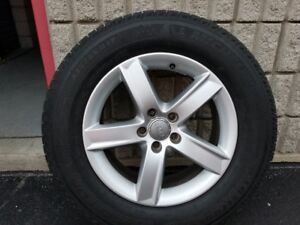 Audi Q5 Winter Wheels  & Tires