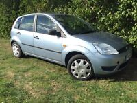 2006 FORD FIESTA - 1 YEARS MOT - SERVICE HISTORY INCLUDED