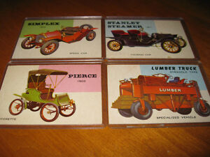 10 World on Wheels Cards