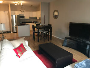 FURNISHED 2 bd condo in University Heights for Rent