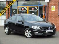 2018 18 VOLVO S60 2.0 D4 BUSINESS EDITION LUX 4DR DIESEL
