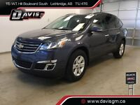 Use 2014 Chevrolet Traverse AWD 4dr 1LT-REMOTE START,PARK ASSIST