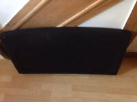 Vw golf mk 4 parcel shelf in black