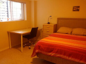 Spacious room for rent *June 1st ideal for UBC student