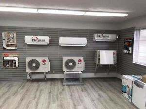 LG Mini Split Heat Pumps | 6 Months No Interest No payment