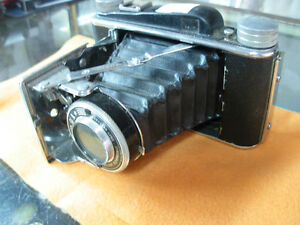 Antique Folding Bellows Camera by Tower Cambridge Kitchener Area image 1