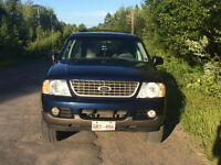2004 Ford Explorer Eddie Bauer Edition