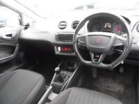 2011 SEAT IBIZA TDI CR FR