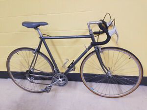 Vintage Italian Road Bike, Columbus Tubing, Campagnolo Component
