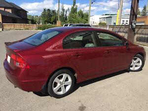 2008 Honda Civic LX with Winter Tires / Winter Package