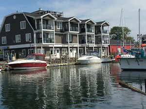 GORGEOUS 2 BEDROOM, 2 BATH APARTMENT RIGHT ON THE WATER!