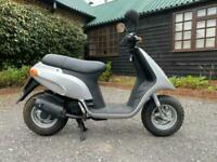 Piaggio Typhoon 50cc Two Stroke Twist and Go Scooter 800 miles from new