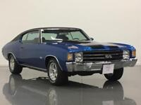 1972 Chevrolet Chevy Chevelle 2 door Coupe