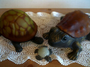 TURTLE MAMA and Baby Nightlight(?) for your Collection, A - 1.