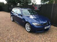 2006/06 BMW 330 3.0TD Auto M Sport Touring Full S/History Big Spec P/X Welcome