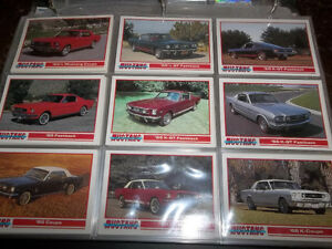 Collection of OLD Mustang