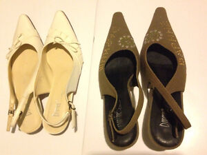 2 Pairs Daphne Shoes For Sale