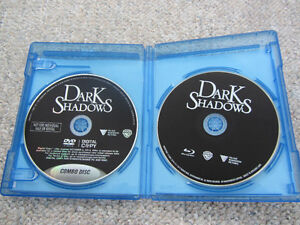 Dark Shadows Blu-Ray/DVD Combo Pack With Slipcover London Ontario image 2