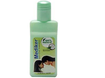Mediker Anti Lice Treatment Shampoo 50 ml with Coconut Oil Neem X 3