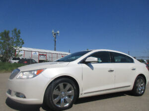 2010 BUICK LACROSSE CXL-LEATHER-SUNROOF--CLEAN CARPROOF