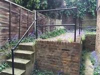 Bayswater/Notting Hill flat exchange, large 1 bed garden flat
