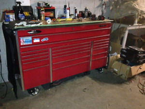 Snap-on tool box trade for a plow truck it's a $12,000 toolbox