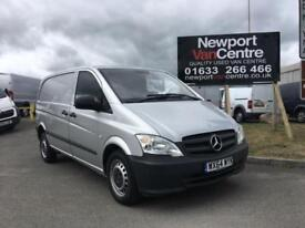 Mercedes-Benz Vito 2.1CDI 113cdi AUTOMATIC PANEL VAN