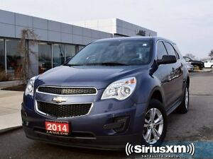 2014 Chevrolet Equinox LS  ONE OWNER-VERY CLEAN CAR