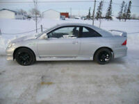 HONDA CIVIC SI and LX DX SiR part out