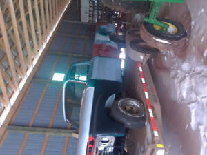 1966 ford half ton project