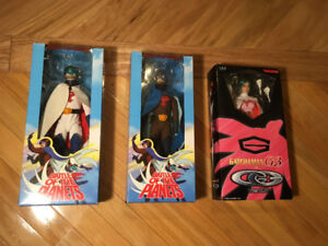 Battle of the Planets / G-Force / Gatchaman (12 inch) Figures